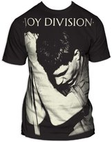 Impact Men's Joy Division Ian Curtis T-Shirt