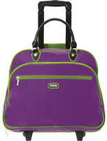 Baggallini RTC269 Rolling Tote Bagg - Violet Carry On Luggage