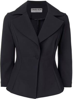 Le Petite Robe Di Chiara Boni Fitted Blazer