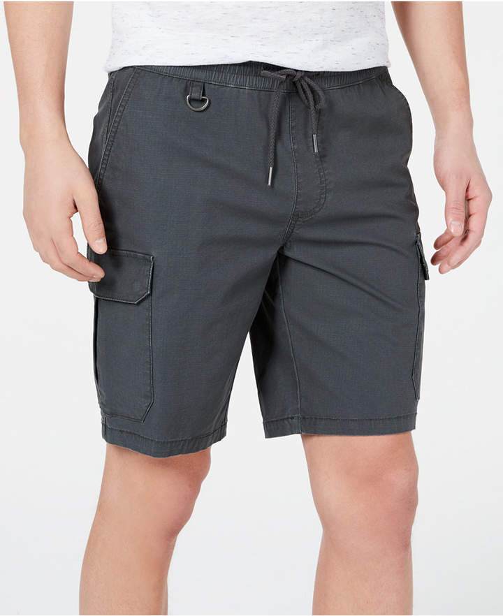 a06bffff1 Mens Drawstring Cargo Shorts - ShopStyle