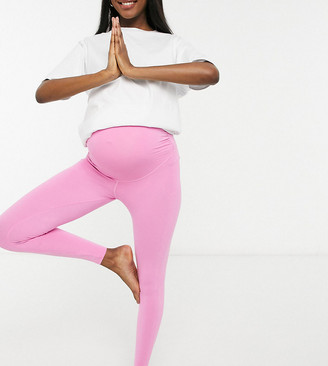 ASOS 4505 Maternity icon legging in cotton touch