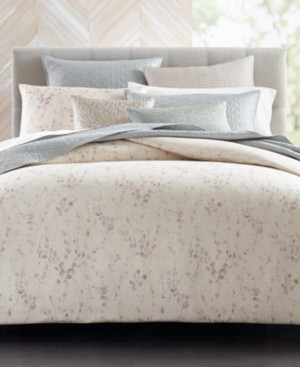 Hotel Collection Willow Bloom Full/Queen Duvet, Created for Macy's Bedding