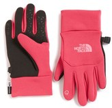 The North Face Girl's 'Etip' Tech Gloves