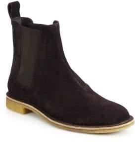 Bottega Veneta Aussie Suede Chelsea Boots