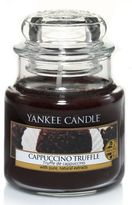 Yankee Candle Decor small pillar cappuccino truffle
