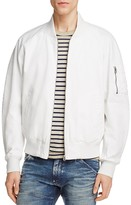 G Star Attacc Cotton Bomber Jacket