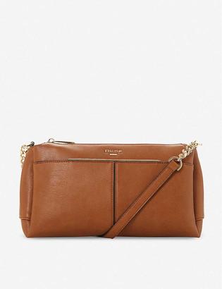 Dune Dornea faux-leather crossbody bag