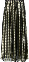 Dodo Bar Or pleated maxi skirt