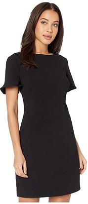 Trina Turk Catch Dress (Black) Women's Clothing