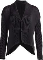 Issey Miyake Glow Pleats Jacket