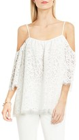 Vince Camuto Women's Lace Blouse