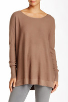 Joie Zephrine Crew Neck Tunic Sweater