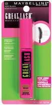 Maybelline Great Lash Curved Brush Great Lash Washable Mascara