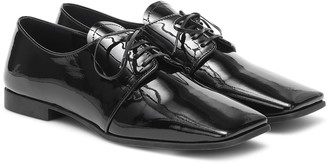 Prada Patent leather Derby shoes