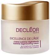 Decleor Excellence De LAge Sublime Regenerating Cream Face and Neck