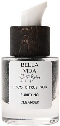 Bella Vida Santa Barbara | Luxury Clean Skincare Coco Citrus Noir Purifying Cleanser
