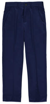George Blue Suit Trousers