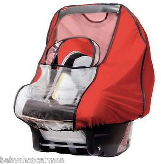 Sunnybaby 12222 Nylon Rain Cover for Carry Cot - Colour: red
