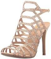 Madden-Girl Women's Direct-R Heeled Sandal