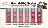 TheBalm Meet Matte Hughes® Kit