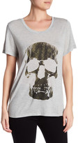 Haute Hippie Short Sleeve Graphic Tee
