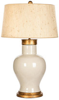 Barclay Butera For Bradburn Home Cleo Seagrass Table Lamp - Cream/Gold