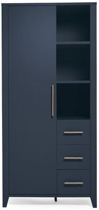 Mamas and Papas Melfi Storage Wardrobe - Midnight Blue