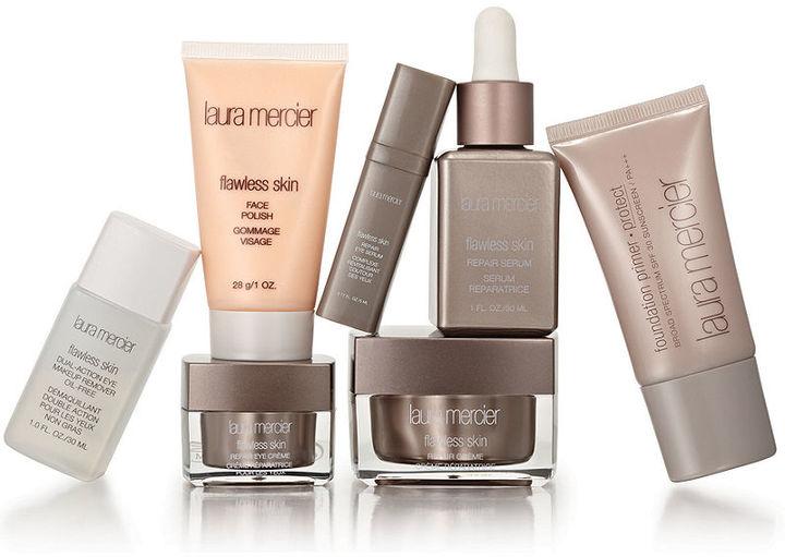 Laura Mercier Flawless Skin Total Repair Regimen For Face And Eyes