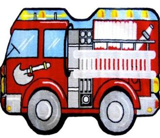 "Fun Rugs Fire Engine 31"" x 47"" Rug"