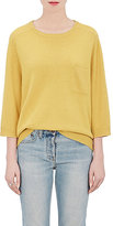 Chloé Women's Three-Quarter-Sleeve Cashmere Sweater