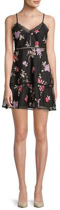 BB Dakota Leean A-Line Dress