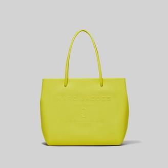 Marc Jacobs Logo Shopper East-West Tote Bag