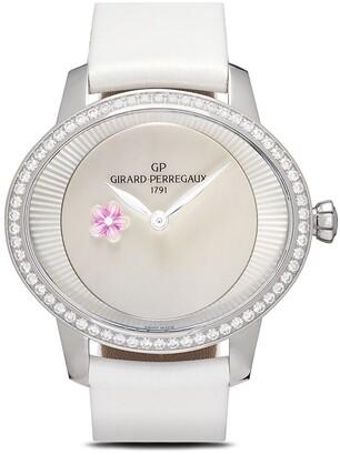 Girard Perregaux Girard-Perregaux Cat's Eye Plum Blossom 35.4 x 30.4mm