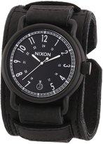 Nixon Women's Rubber Analog Dial Watch A287-200