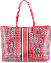 Tory Burch chain-print tote