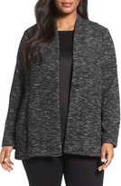 Eileen Fisher Plus Size Women's Woven Jacket