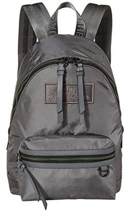 Marc Jacobs The DTM Medium Backpack (Dark Grey) Backpack Bags