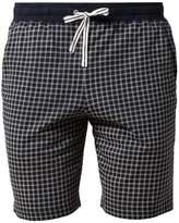 Schiesser Pyjama Bottoms Dunkelblau