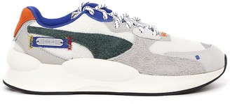 Puma Select Rs 9.8 Ader Error Multicolor Suede & Textile Sneaker
