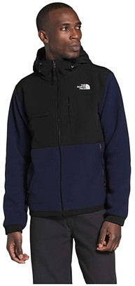 The North Face Denali 2 Hoodie (Charcoal Grey Heather) Men's Clothing