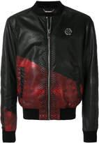 Philipp Plein Be Mine bomber jacket
