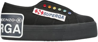Marco De Vincenzo SUPERGA x Low-tops & sneakers