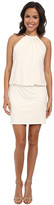 Jessica Simpson Bungee Necklace Blouson Dress
