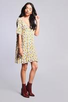 Glamorous Petites Button Through Dress by Petite
