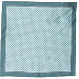Gucci Printed Silk Pocket Square w/ Tags