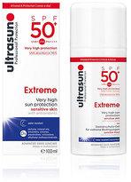 Ultrasun Very High Protection Sun Cream for Ultra Sensitive Skin SPF50+ 100ml