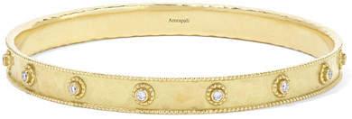 Amrapali Revati 18-karat Gold Diamond Bangle