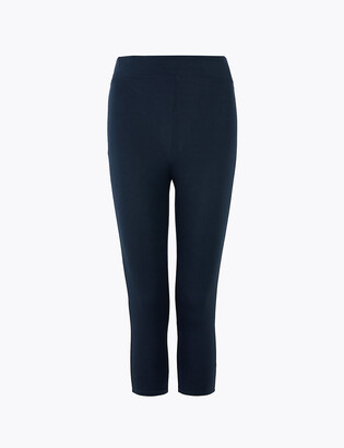 Marks and Spencer High Waisted Cropped Leggings