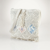 Patchwork Crocheted Bag