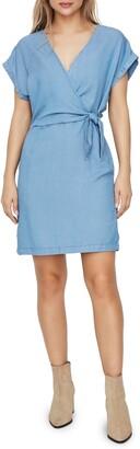 Vero Moda Lisa Faux Wrap Dress